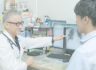 消化器内科への専門性